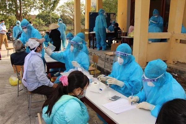 Covid-19 ở Việt Nam chiều 25/2: Thêm 8 ca mắc mới, Hải Dương tiếp tục khẩn tìm người