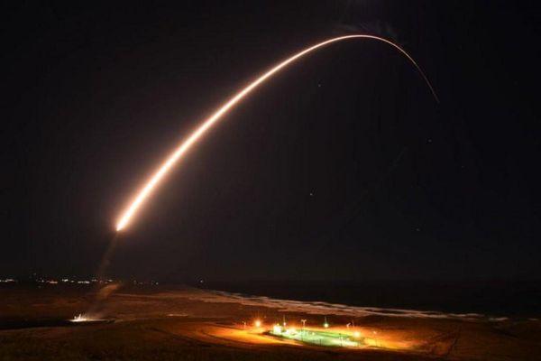 Chính quyền Biden lần đầu phóng tên lửa đạn đạo xuyên lục địa Minuteman III