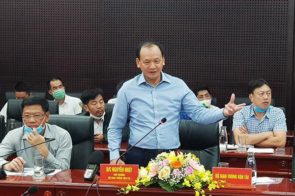 Thứ trưởng Bộ GTVT Nguyễn Nhật: Đừng 'phân lô bán nền' ở cảng Liên Chiểu
