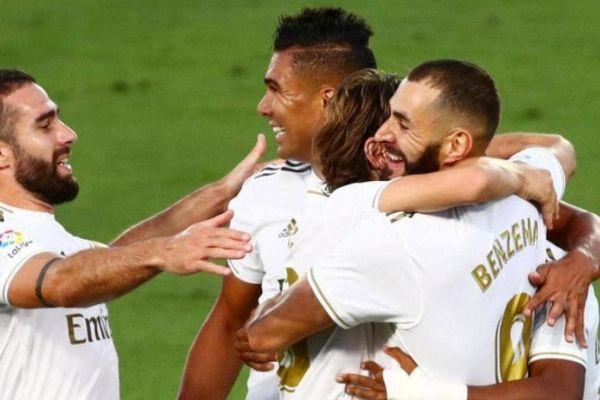 Kết quả trận Atalanta vs Real Madrid, vòng 1/8 Champions League
