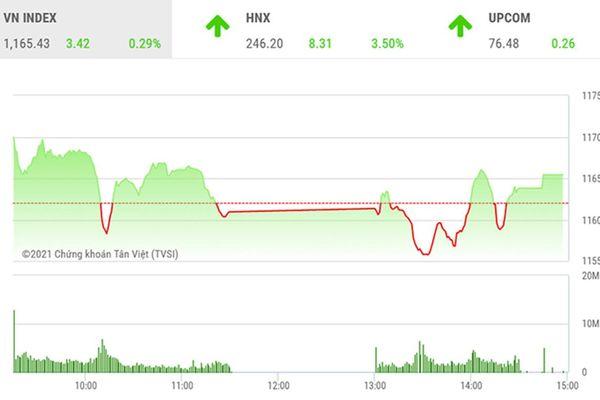 Tâm lý thị trường đang ổn định trở lại