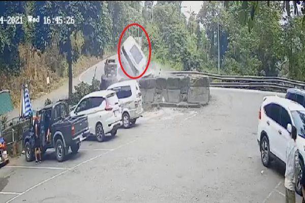 Tại nạn ở đèo Bảo Lộc, 4 người trong một gia đình thương vong