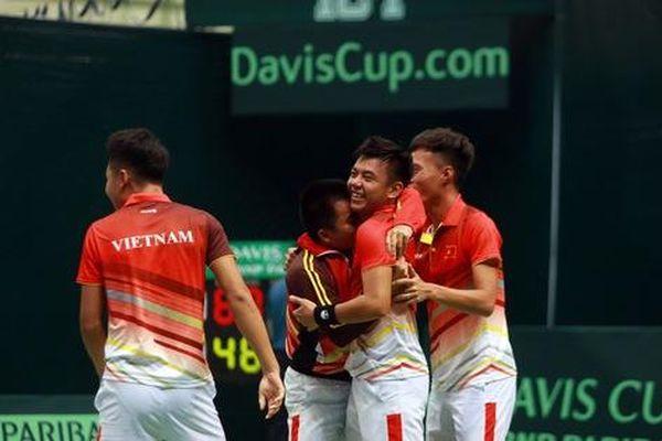 Tổng thư ký Liên đoàn Quần vợt Việt Nam: 'Davis Cup là một trong những bước chuẩn bị cho SEA Games 31'