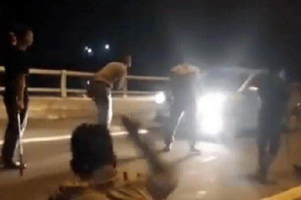 Tài xế tố bị cướp tiền trên cao tốc Hạ Long - Hải Phòng