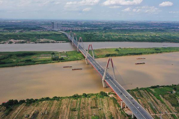 Quy hoạch phân khu sông Hồng trải trên 13 quận, huyện