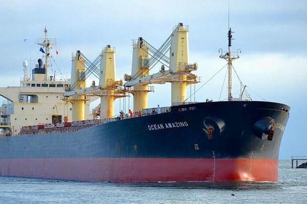 Tàu có thuyền viên mắc Covid-19 đã quay về Indonesia