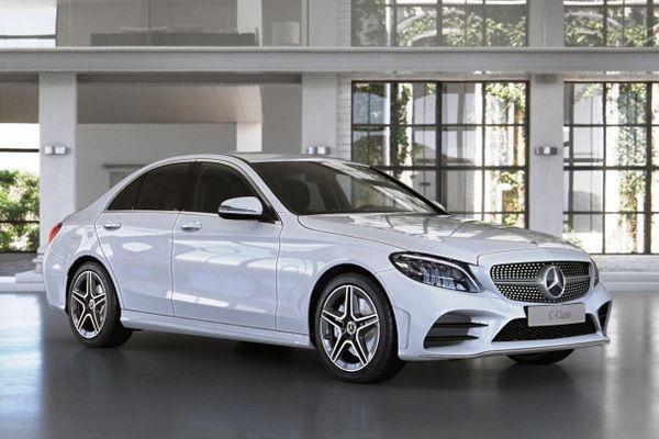 Mercedes-Benz Việt Nam sẽ ra mắt C 180 AMG trong tháng 3?