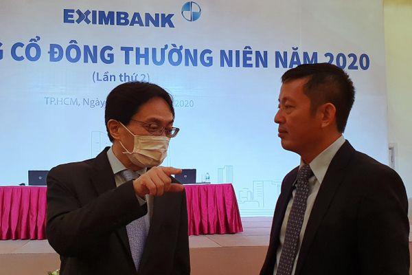 Eximbank lần thứ 5 triệu tập họp cổ đông thường niên 2020