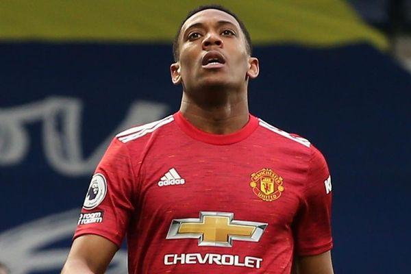 Martial không còn nhiều thời gian tại Man Utd