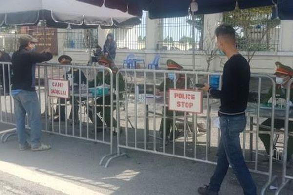 Hải Phòng tạm dừng 8 chốt phòng chống dịch ở cửa ngõ ra vào thành phố