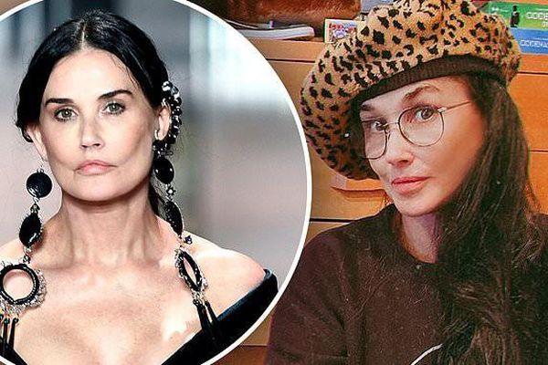 Demi Moore tung ảnh trẻ đẹp ngỡ ngàng ở tuổi 59 sau lộ gương mặt tượng sáp cứng đơ