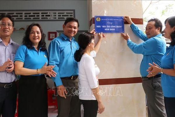 Cán bộ y tế khó khăn ở tỉnh Kiên Giang có nhà mới