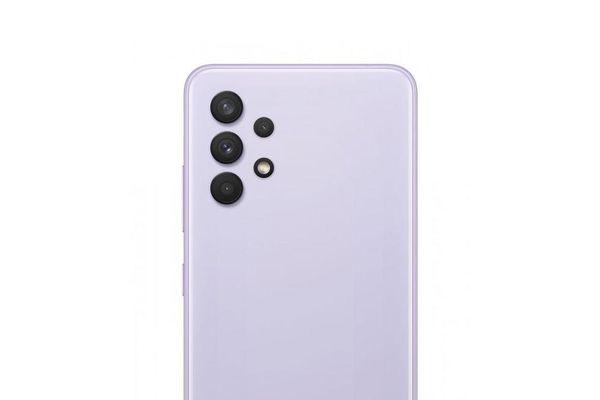 Samsung Galaxy A32 4G ra mắt với chip Helio G80, RAM 4 GB, pin 5.000 mAh, 4 camera sau, giá hơn 6 triệu