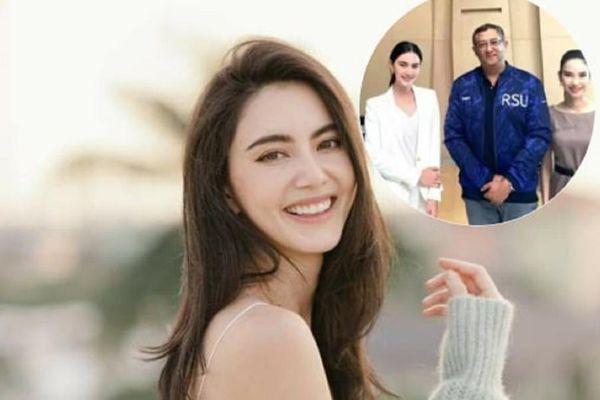 'Ma nữ' xinh đẹp nhất Thái Lan Mai Davika đã vượt qua kỳ thi luận văn, chuẩn bị nhận bằng thạc sĩ