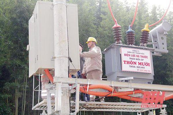Điện về với vùng cao