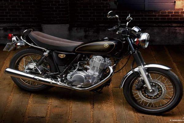 Xế cổ Yamaha SR400 phiên bản 'cuối cùng', kỷ niệm 43 năm trình làng