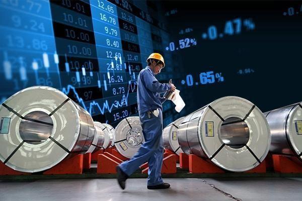 Giao dịch chứng khoán sáng 26/2: Cổ phiếu thép dậy sóng, VN-Index điều chỉnh