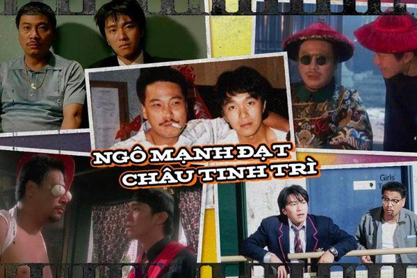 Ngô Mạnh Đạt: Bạn diễn ăn ý của Châu Tinh Trì và những vai diễn khó quên trên màn ảnh