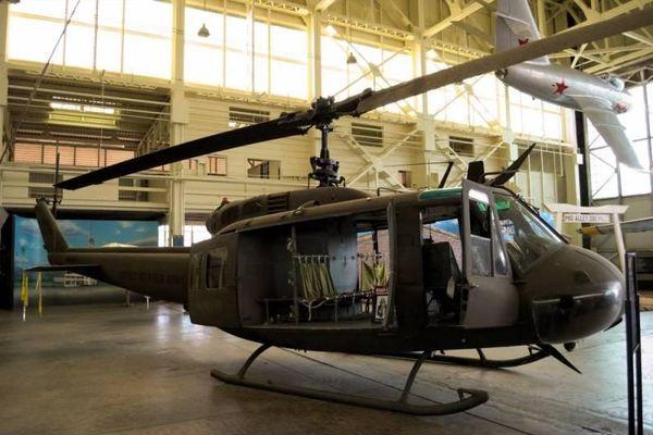 Ukraine từ bỏ Mi-8 để sản xuất trực thăng từ thời... Chiến tranh Việt Nam