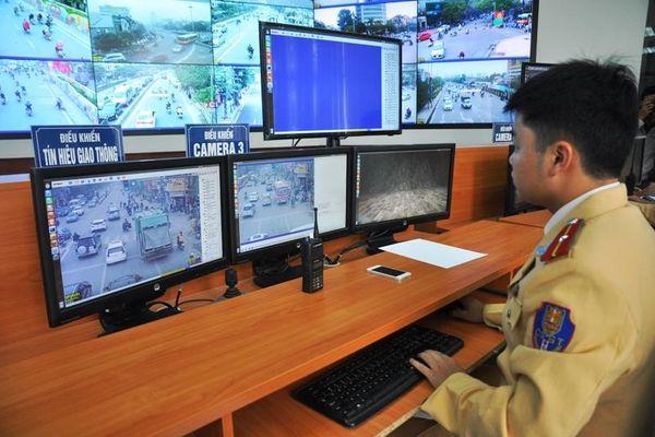 Phạt nguội vi phạm giao thông: Hiệu quả và minh bạch