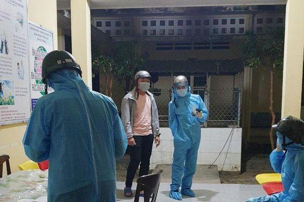 Bạc Liêu họp khẩn khi phát hiện ca nghi nhiễm SARS-CoV-2