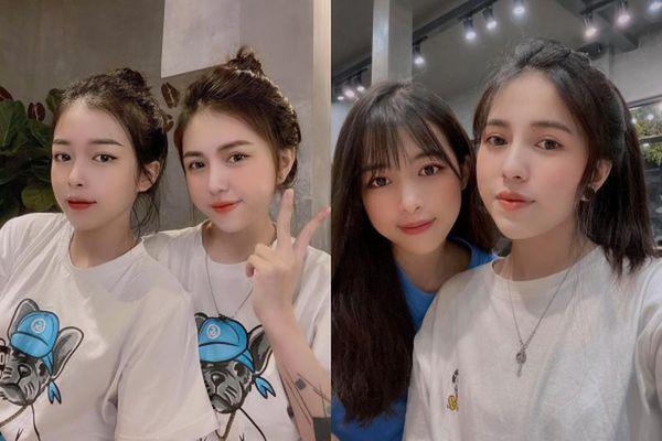 Cặp chị em thợ xăm trẻ trung và xinh đẹp nổi tiếng Sài thành.