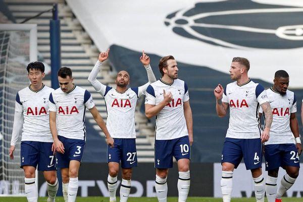 Bale lập cú đúp, Tottenham vùi dập Burnley