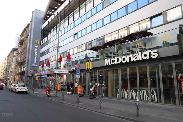 McDonald's đang cân nhắc bán một phần công ty kỹ thuật số Dynamic Yiel