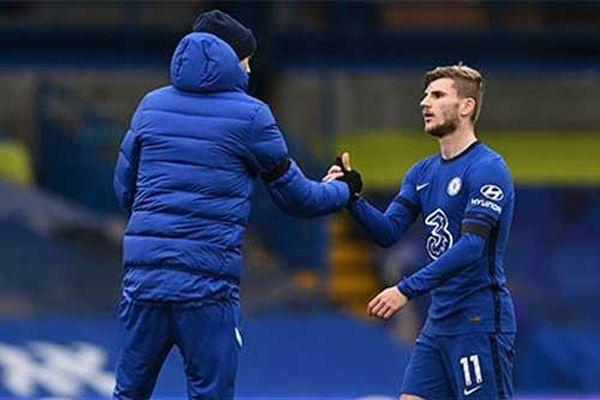 Tuchel: 'Werner không hợp với lối chơi kiểm soát của Chelsea'
