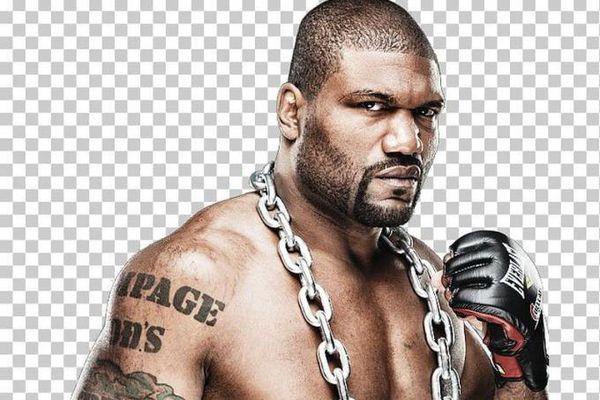 Quinton Ramone 'Rampage' Jackson: Người tiên phong trong phong trào phát triển MMA trên toàn thế giới