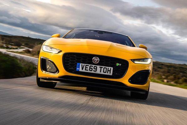 Những chiếc xe nhanh nhất hiện nay