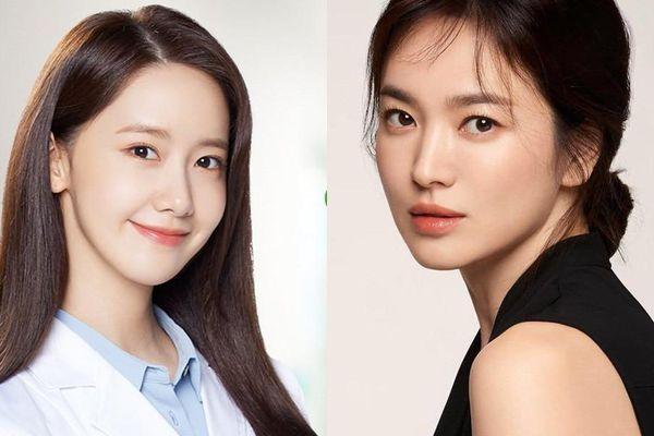 Song Hye Kyo, Yoona gây bất ngờ khi 'thất sủng' trên BXH Nữ diễn viên xinh đẹp nhất xứ Hàn