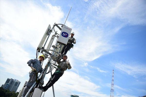 Nhà mạng nên tiết kiệm năng lượng khi vận hành 5G