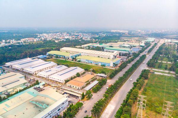 Chủ trương đầu tư xây dựng hạ tầng 2 khu công nghiệp