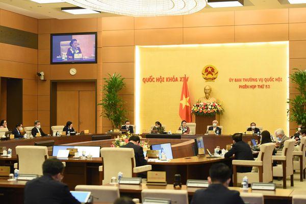 Đánh giá cao nỗ lực, thành tích ấn tượng đạt được của Chính phủ trong nhiệm kỳ 2016-2021