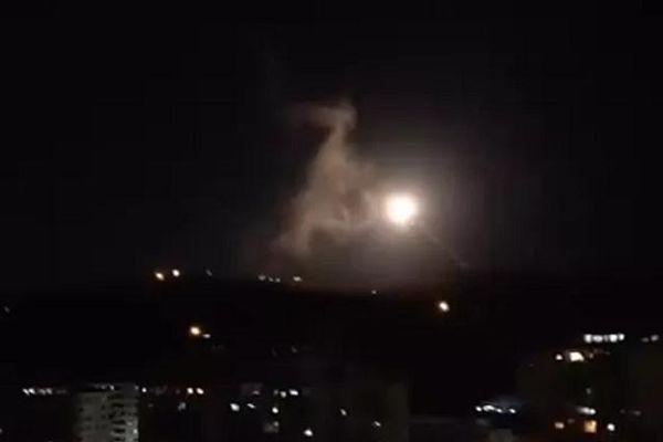 Syria tuyên bố đáp trả 'sự gây hấn trên không' của Israel
