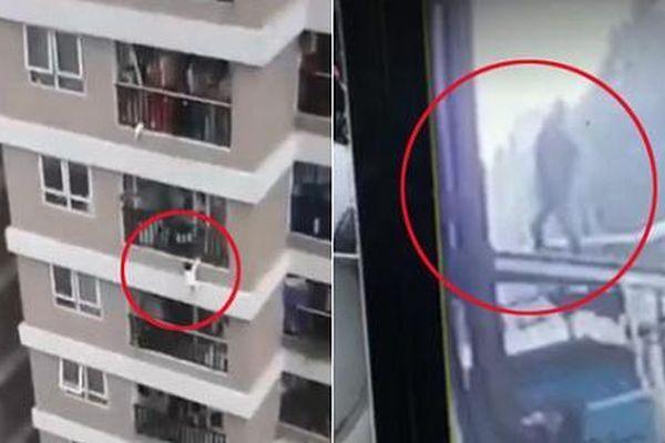 Người hùng cứu bé gái rơi từ tầng 12 ở Hà Nội: 'Tôi làm việc này vì lương tâm..'