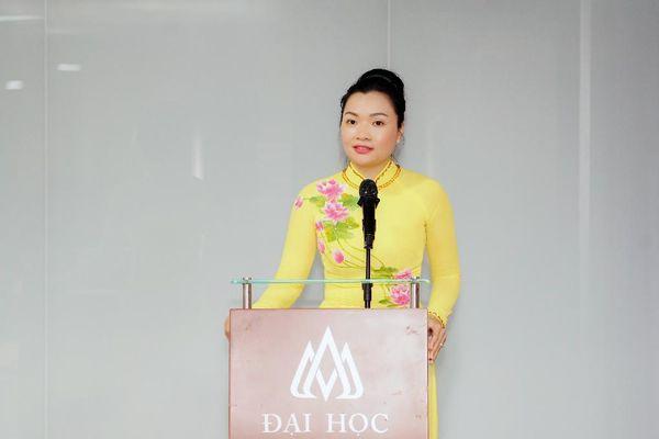 Nữ Phó Giáo sư 37 tuổi giữ vị trí Quyền Hiệu trưởng ĐH Hoa Sen là ai?