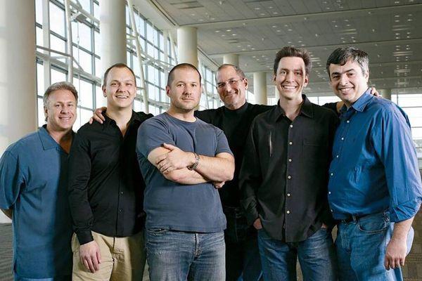 Điểm mặt những người đầu tiên giúp Apple tạo ra iPhone