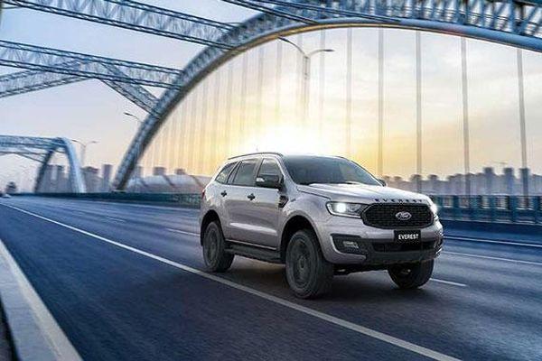 Ford Everest Sport ''thế chân'' các phiên bản Trend, Ambient tại thị trường Việt Nam