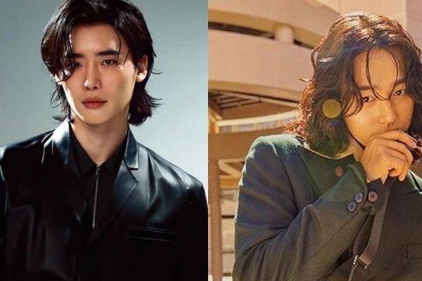 Điểm danh những nam diễn viên Hàn Quốc gây 'sốt' khi để tóc dài