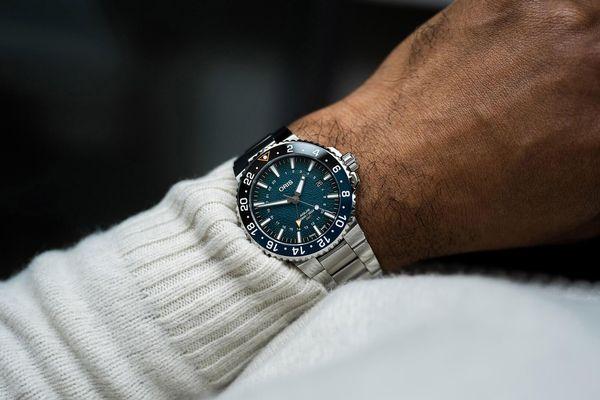 5 mẫu đồng hồ mới ra mắt có kiểu dáng sang trọng
