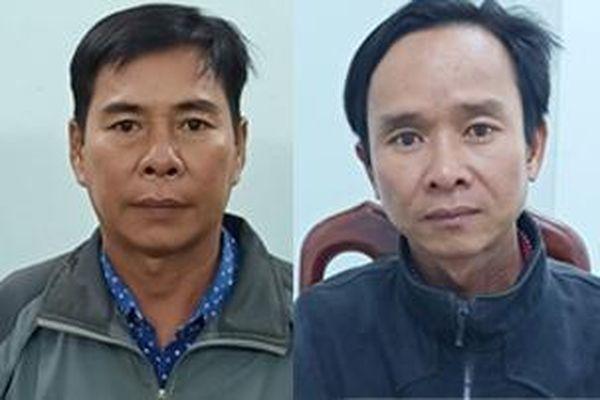 Hai anh em đưa người nhập cảnh Việt Nam trái phép