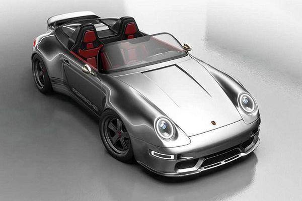 Gunther Werks 993 Speedster Remastered, Porsche 911 siêu đẹp
