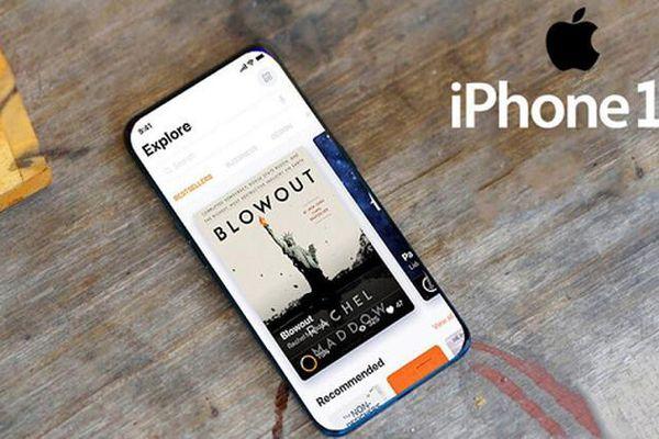 Màn hình 'khủng', iPhone 13 có nâng dung lượng lưu trữ lên 1TB?