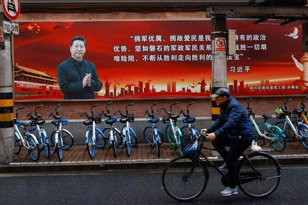 Kinh tế Trung Quốc có nhiều tiềm năng để 'vượt mặt' Mỹ vào năm 2035
