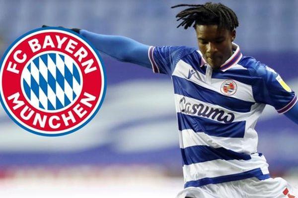 Bayern Munich chuẩn bị đón tân binh từ giải hạng Nhất của Anh