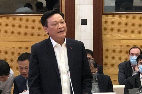 Đề nghị tỉnh Vĩnh Phúc báo cáo Bộ Nội vụ về việc bổ nhiệm cán bộ Sở Kế hoạch và Đầu tư