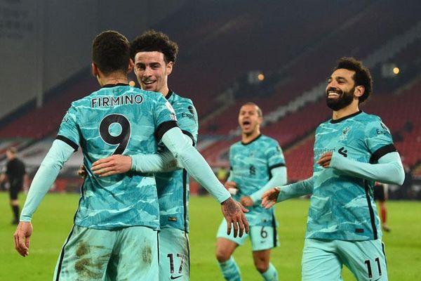 Liverpool chấm dứt cơn khủng hoảng