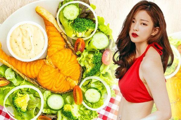 Muốn có bụng phẳng lì mà không nhịn ăn khắt khe, nàng nên học theo thực đơn giảm cân keto